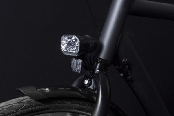 Axendo 80 on bike