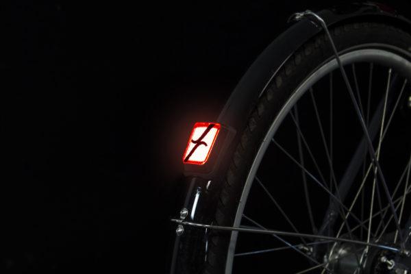 CALIP REAR on bike