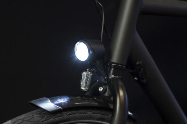X&O 50 on bike